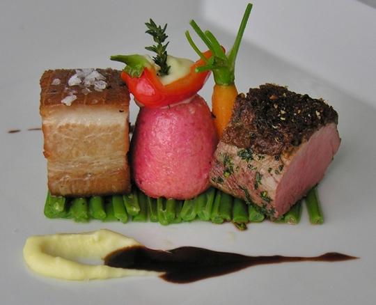 Manfred Poser - Kulinarische Seitenhiebe 1