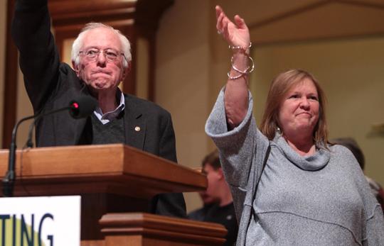 Wer sind Bernie and Jane Sanders